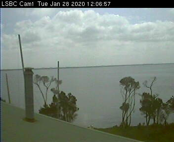 Loch Sport webcam - Loch Sport Boat Club 1 webcam, Victoria, Gippsland