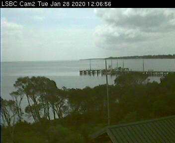 Loch Sport webcam - Loch Sport Boat Club 2 webcam, Victoria, Gippsland