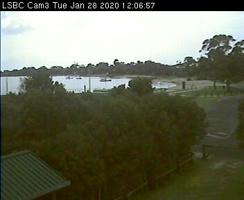 Loch Sport webcam - Loch Sport Boat Club 3 webcam, Victoria, Gippsland
